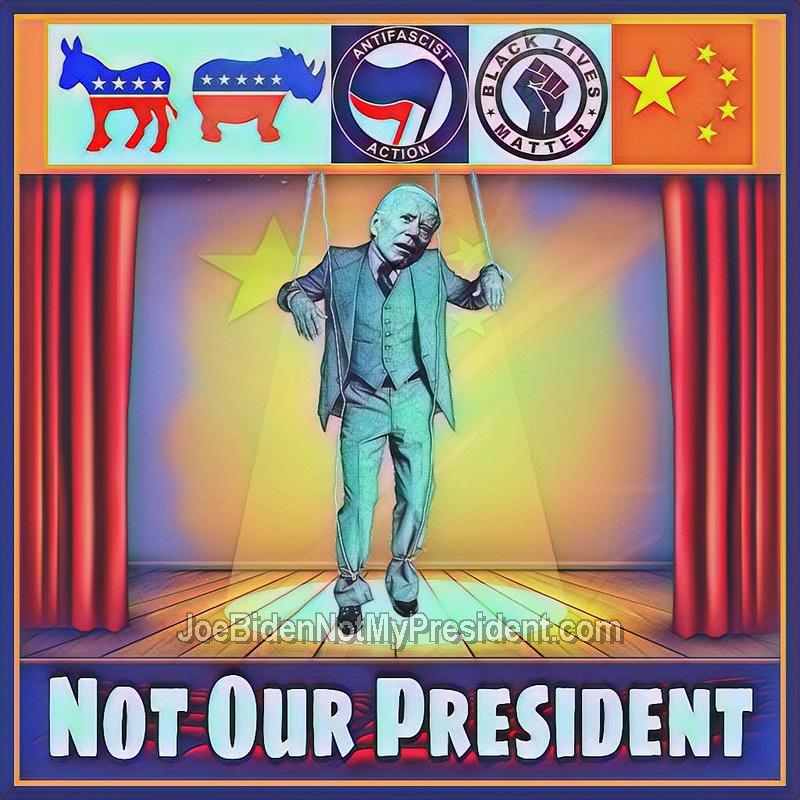 Not Our President